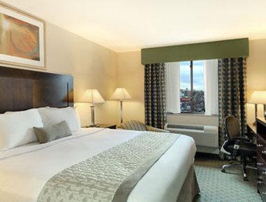 Ramada Jamaica/Queens - Standard King Bed Room
