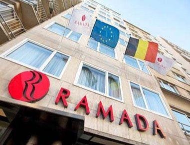 Ramada Ostend 外観