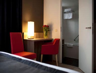 Ramada Ostend 客室