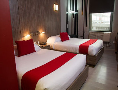 Ramada Encore Chihuahua - Double Beds Standard Room