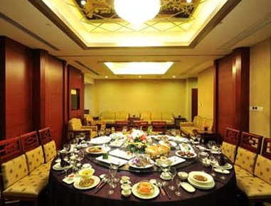Ramada ChangChun - Private Dining Room in Chinese Restaurant