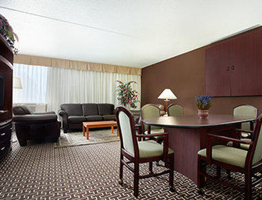 Ramada Plaza Grand Rapids MI Rum