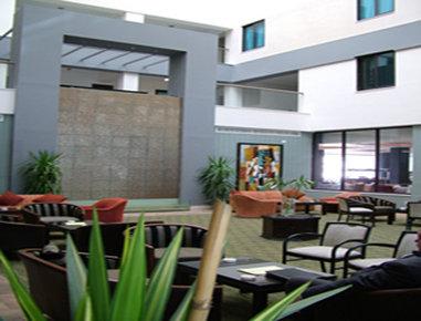 Ramada Hotel Amman Hotel - Lobby