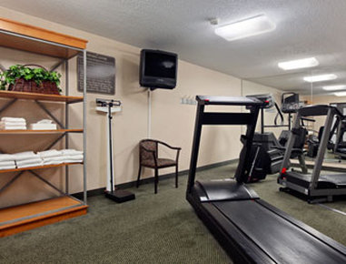 Holiday Inn Hotel & Suites FLORENCE SC @ I-95 & US HWY 52 - Fitness Center