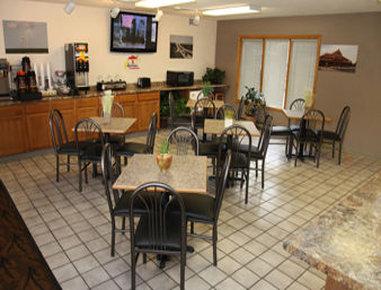 Super 8 Atlantic - Breakfast Area