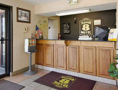 Super 8 Motel - Moody Buitenaanzicht