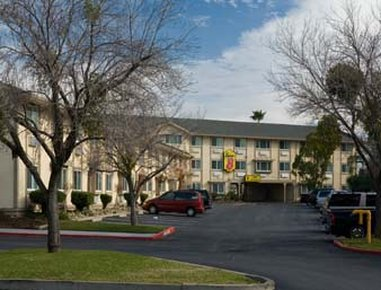 Super 8 Motel - Sacramento