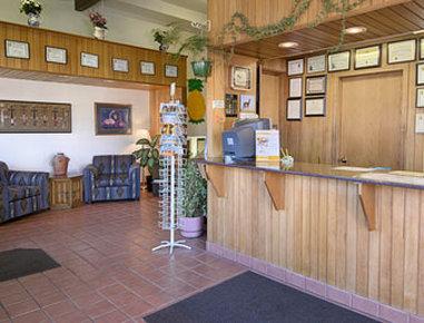 Super 8 Cortez/Mesa Verde Area - Lobby