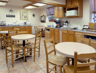 Super 8 Cortez/Mesa Verde Area - Breakfast Area