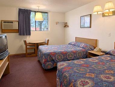 Super 8 Cortez/Mesa Verde Area - Standard Two Double Bed Room