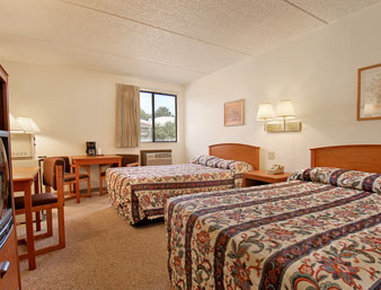 Super 8 Colo. Sprs./Garden Of The Gods - Two Double Bed Room