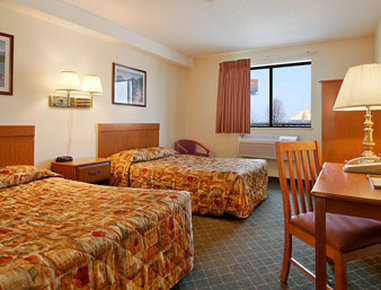 Super 8 Motel - Nashville/Downtown/Opryland Area - Standard Two Full Bed Room