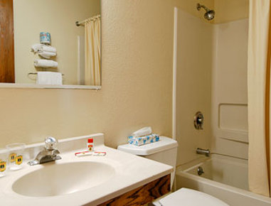 Super 8 Motel - Nashville/Downtown/Opryland Area - Bathroom