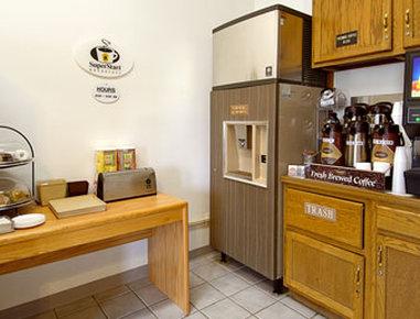 Super 8 Glendive - Breakfast Area