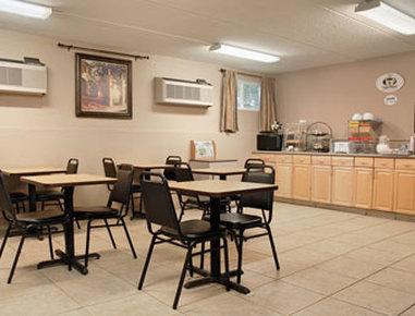 Super 8 Danbury - Breakfast Area