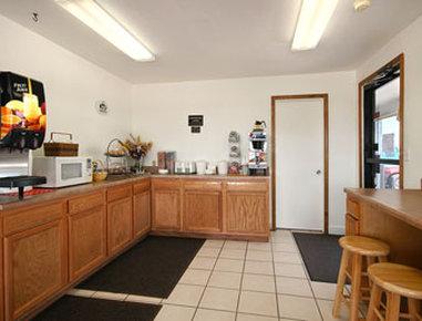 Super 8 Goodland - Breakfast Area