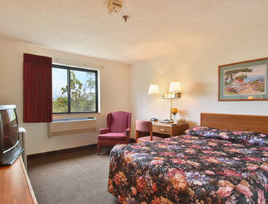 Super 8 Augusta - Handicap King Bed Room