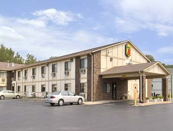 Moline/East Super 8 Motel - East Moline, IL