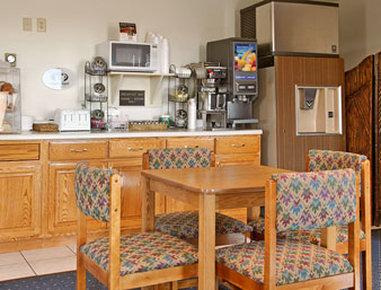 Super 8 Aberdeen West - Breakfast Area