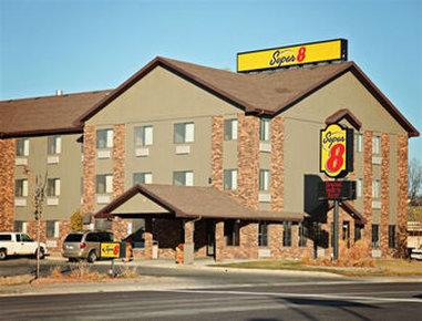 苏瀑速8酒店 - Welcome to the Super 8 Sioux Falls