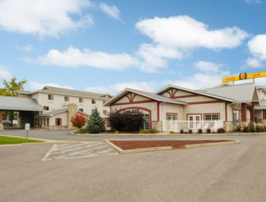 Super 8 Motel Spokane Valley - Spokane, WA
