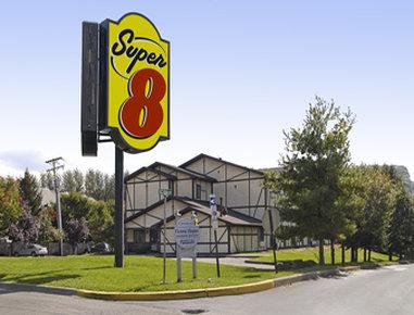 Super 8 Stroudsburg Vista esterna