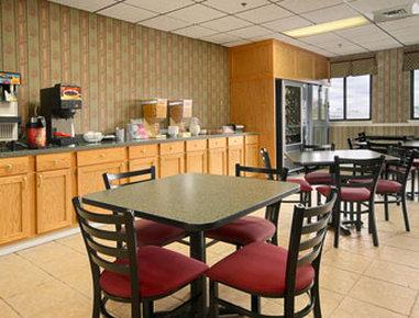 Super 8 Henrietta Rochester Area Hotel - Breakfast Area