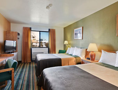 Super 8 Las Vegas Strip Area Chambre