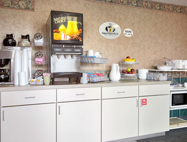 Super 8 Wapakoneta - Breakfast Area