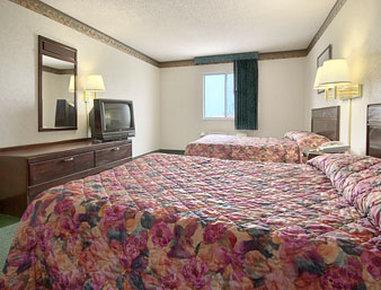 Super 8 Wapakoneta - Standard Two Double Bed Room