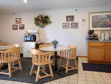 Super 8 Adrian - Breakfast Area