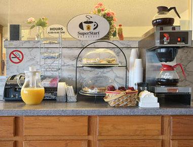 Super 8 Elk City - Breakfast Area