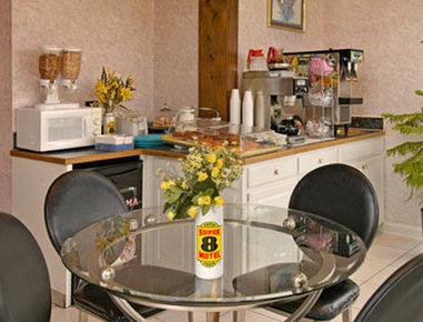Super 8 Bartlesville - Breakfast Area