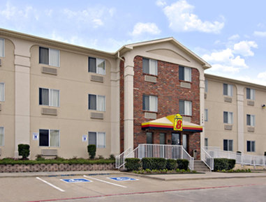Super 8 Plano Dallas Area