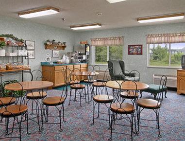 Super 8 Greenville - Breakfast Area