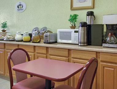 Super 8 Defiance - Breakfast Area