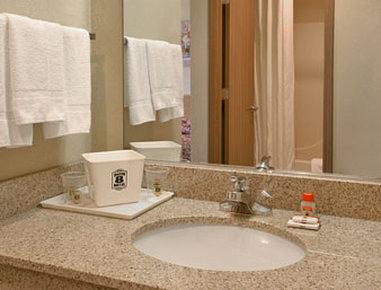 Super 8 Defiance - Bathroom
