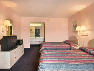 Super 8 Columbia Hotel - Standard Two Double Bed Room