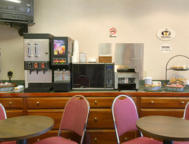 Super 8 Flint/Burton Area - Breakfast Area