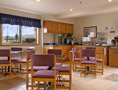 Super 8 The Dalles OR - Breakfast Area
