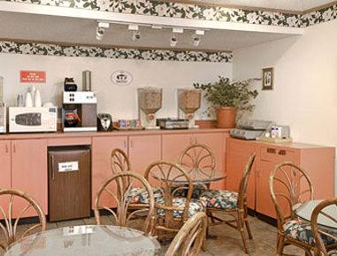 Super 8 Atlanta Jonesboro Road - Breakfast Area