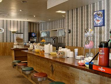 Super 8 Motel - Colorado Springs/South/Circle Dr. - Breakfast Area