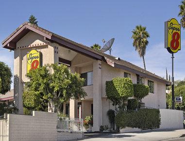 Super 8 Los Angeles / Alhambra - Los Angeles, CA
