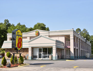 Super 8 Durham/University Area, NC Vista esterna