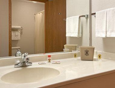 Super 8 Fort Dodge IA - Bathroom