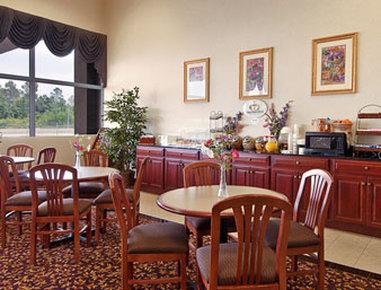 Super 8 Forsyth - Breakfast Area