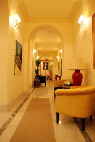 Albergo Villa Casanova - Hallway