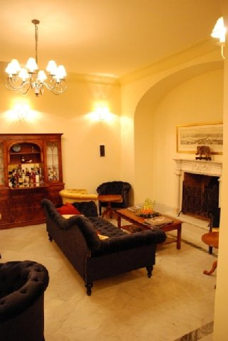 Albergo Villa Casanova - Lounge