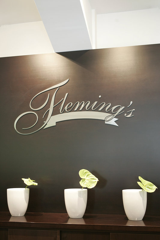 Flemings Hotel Frankfurt Hamburger Allee 前厅