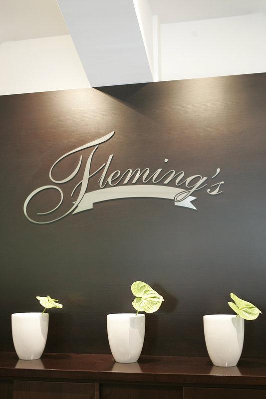 Flemings Hotel Frankfurt Hamburger Allee Előcsarnok